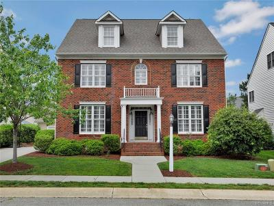 Henrico County Single Family Home For Sale: 4712 Coachmans Landing Court
