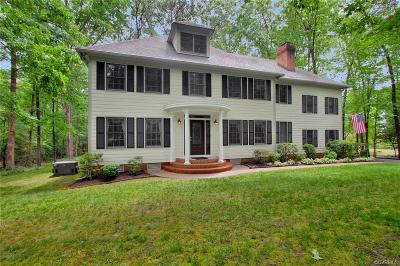 Chesterfield VA Single Family Home For Sale: $359,000