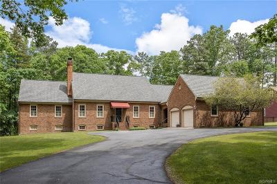 Ashland Single Family Home For Sale: 12522 Stagfield Road