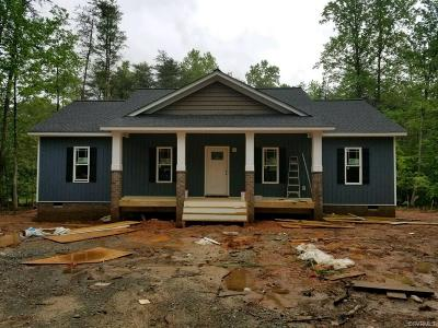 Hanover County Single Family Home For Sale: 18164 Mabelton Road