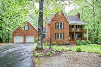 Chesterfield County Single Family Home For Sale: 11051 Golden Leaf Road