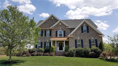 Chesterfield County Single Family Home For Sale: 1437 Marylebane Lane