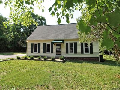 North Chesterfield VA Single Family Home Sold: $152,500