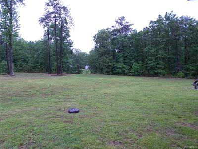 Dinwiddie County Residential Lots & Land For Sale: 22241 Butterwood Road