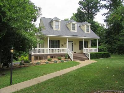 Powhatan Single Family Home For Sale: 2267 Ridge Road