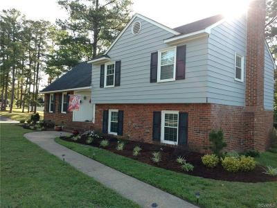 Henrico Single Family Home For Sale: 7929 Chowning Road