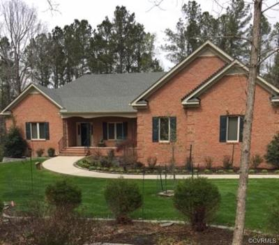 Chesterfield County Single Family Home For Sale: 13337 Blue Heron Loop