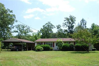 Topping VA Single Family Home For Sale: $249,950
