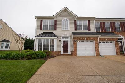 Chesterfield County Condo/Townhouse For Sale: 5912 Eagles Crest Drive #5912