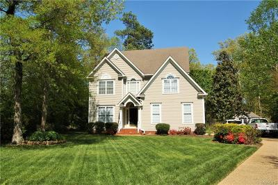Glen Allen Single Family Home For Sale: 3200 Trillium Place