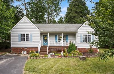 Chesterfield Single Family Home For Sale: 2007 Chesbay Court
