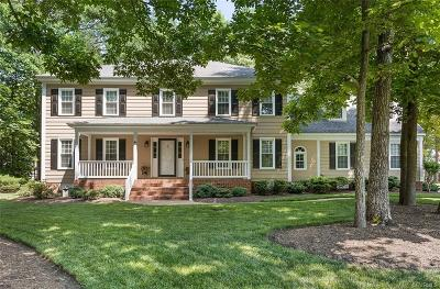 Chesterfield County Single Family Home For Sale: 2351 Edgeview Lane
