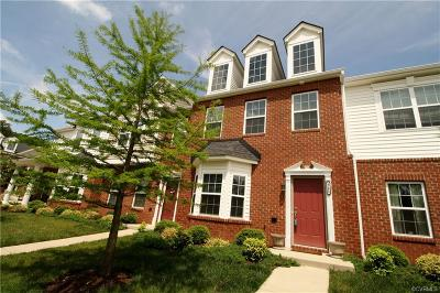 Hanover County Condo/Townhouse For Sale: 8204 Mount Storm Court #8204