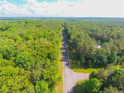 Powhatan County Residential Lots & Land For Sale: 3097 Braehead Road