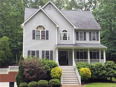 North Chesterfield VA Single Family Home For Sale: $305,000
