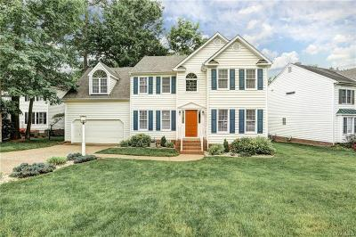 Henrico Single Family Home For Sale: 3708 Milshire Place