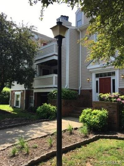 Henrico County Condo/Townhouse For Sale: 12291 Palmer Place Court #J