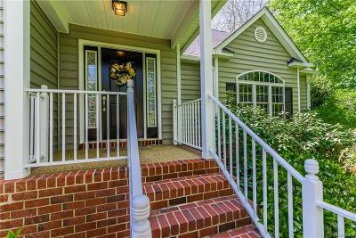 Chesterfield County Single Family Home For Sale: 2300 Stemwell Boulevard