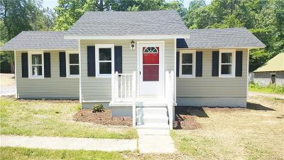 Chesterfield County Single Family Home For Sale: 6650 Wilmoth Drive