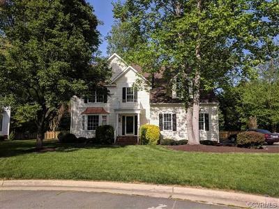 Hanover County Single Family Home For Sale: 9128 Minglewood Lane