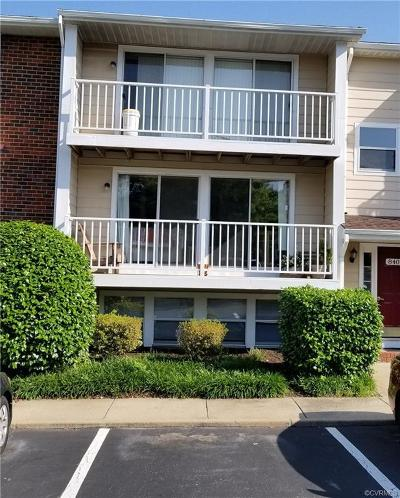 Henrico County Condo/Townhouse For Sale: 8402 Muldoon Court #3