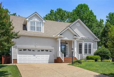 Chesterfield County Single Family Home For Sale: 9137 Mission Hills Lane