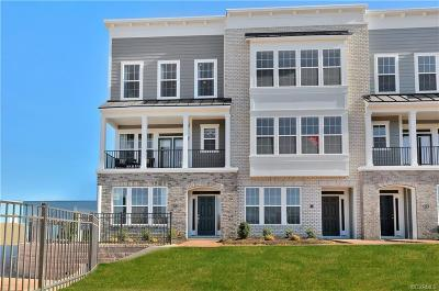 Henrico Condo/Townhouse For Sale: 2 Capital Trail Row #14 Blk 1