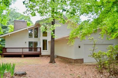 Chesterfield County Single Family Home For Sale: 3000 River Hills Terrace