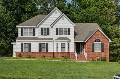 Glen Allen Single Family Home For Sale: 10717 Correnty Drive