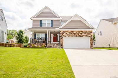 Mechanicsville Single Family Home For Sale: 7535 Dress Blue Drive
