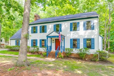 Chesterfield County Single Family Home For Sale: 2311 Olde Stone Road