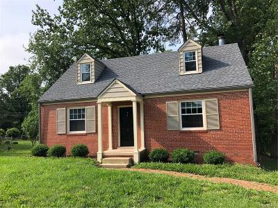 Henrico Single Family Home For Sale: 7353 Townes Road