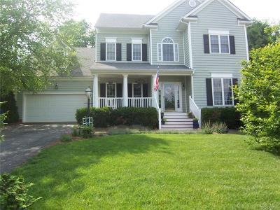 Chesterfield County Single Family Home For Sale: 13809 Biggin Pond Court