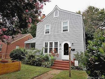 Hampton Single Family Home For Sale: 145 Chesterfield Road