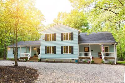 Mechanicsville Single Family Home For Sale: 7500 Academy Drive