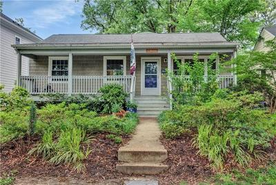 Richmond Single Family Home For Sale: 4807 Leonard Parkway