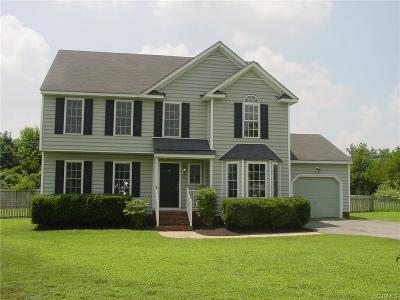 Henrico County Rental For Rent: 1617 Cadmus Court