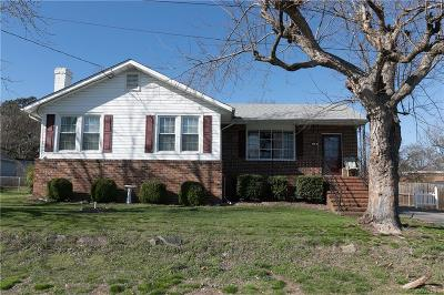 Richmond Single Family Home For Sale: 2322 Maplewood Road