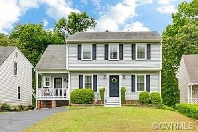 Mechanicsville Single Family Home For Sale: 6171 Winding Hills Drive