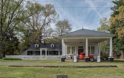 Louisa Single Family Home For Sale: 6345 Three Notch Road