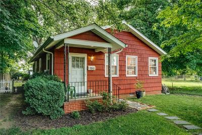 Henrico Single Family Home For Sale: 7213 Hermitage Road