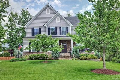 Chesterfield County Single Family Home For Sale: 7031 Crackerberry Drive