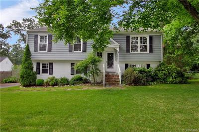Henrico Single Family Home For Sale: 8907 Mapleview Avenue