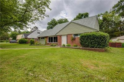 Henrico Single Family Home For Sale: 1306 Camrose Road