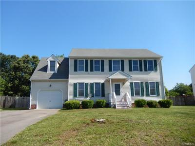 Hanover County Rental For Rent: 6190 Midnight Drive