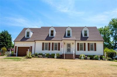 Mechanicsville Single Family Home For Sale: 8205 Windsor Drive