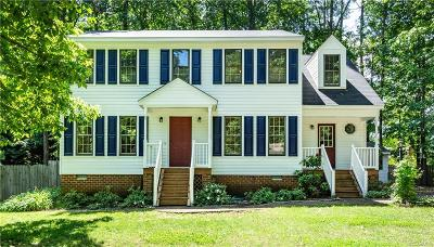 Chesterfield County Single Family Home For Sale: 7303 Cannonade Court