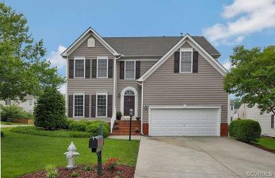 Chesterfield County Single Family Home For Sale: 14101 Jeffries Terrace