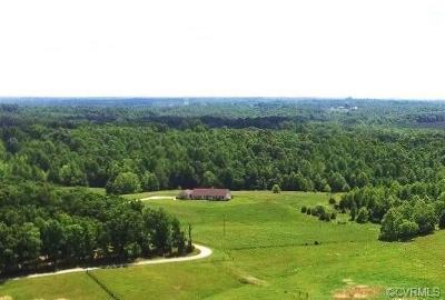 Amelia County Single Family Home For Sale: 6240 Drunkard Road