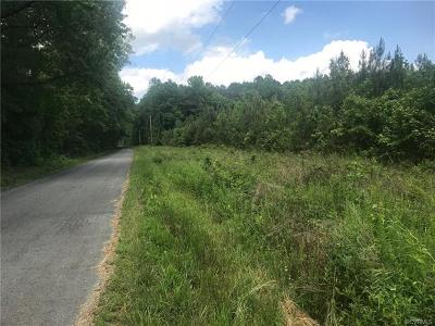 Land For Sale: 0n Sturgeon Point Road